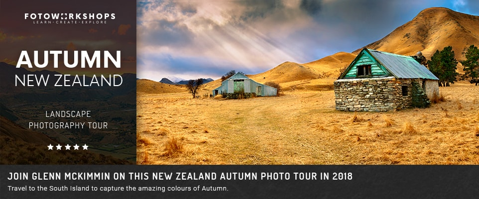 New Zealand Photography Tour
