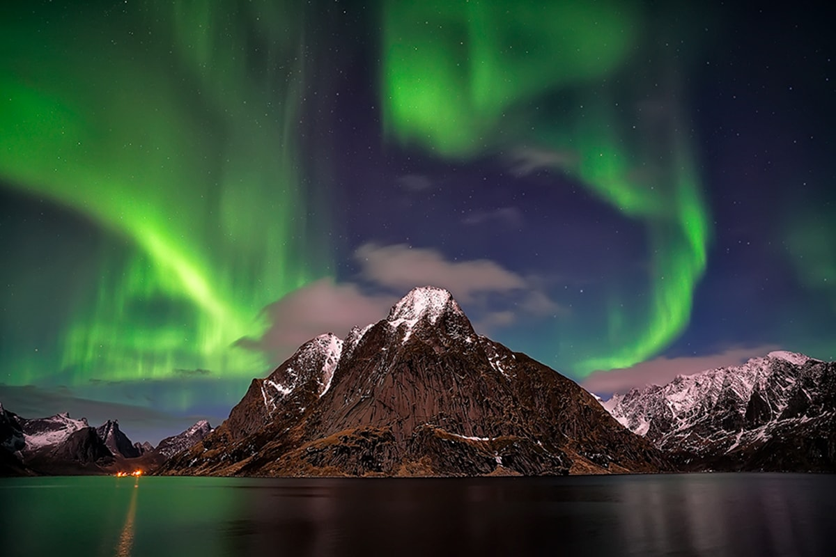Norway Photography Tour NORTHERN LIGHTS