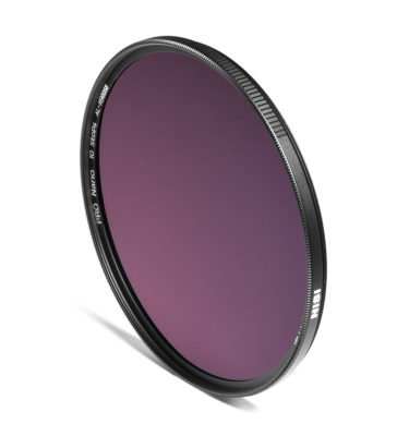 NiSi 52mm Nano IR Neutral Density Filter ND1000 (3.0) 10 Stop