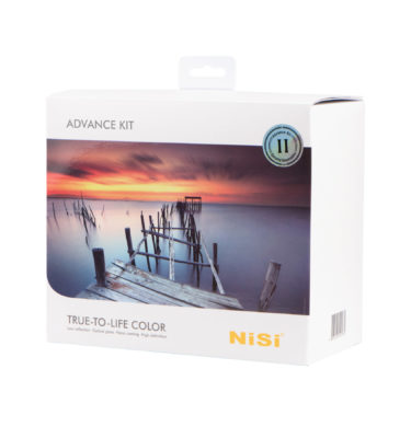 NiSi Filters 100mm Advanced Kit Second Generation II (Australian Edition with Enhanced Landscape C-PL)
