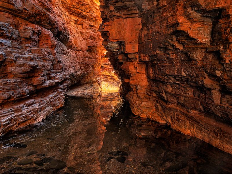Karijini Landscape Photography Tour