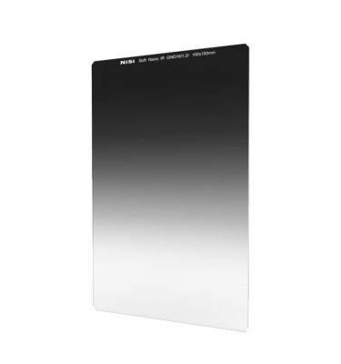 Nisi 100x150mm Nano IR Soft Graduated Neutral Density Filter - ND16 (1.2) - 4 Stop
