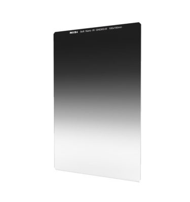 Nisi 100x150mm Nano IR Soft Graduated Neutral Density Filter - ND8 (0.9) - 3 Stop