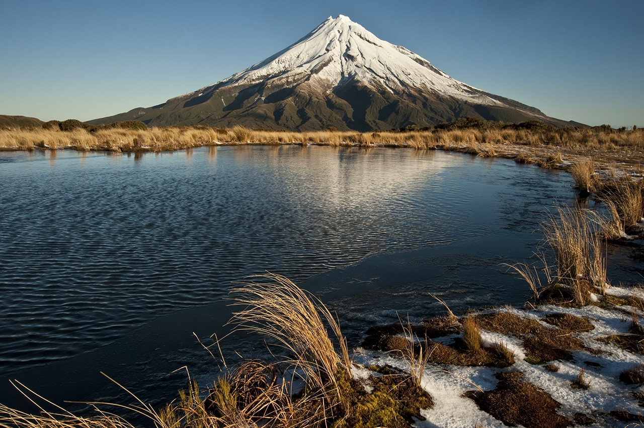 Mt. Taranaki New Zealand