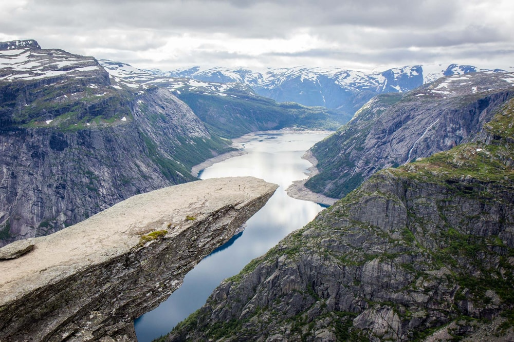 Trolltunga Norway Troll's Tongue