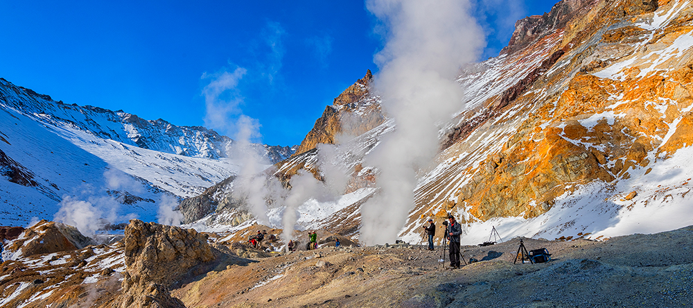 Top 5 Photography Spots in Kamchatka