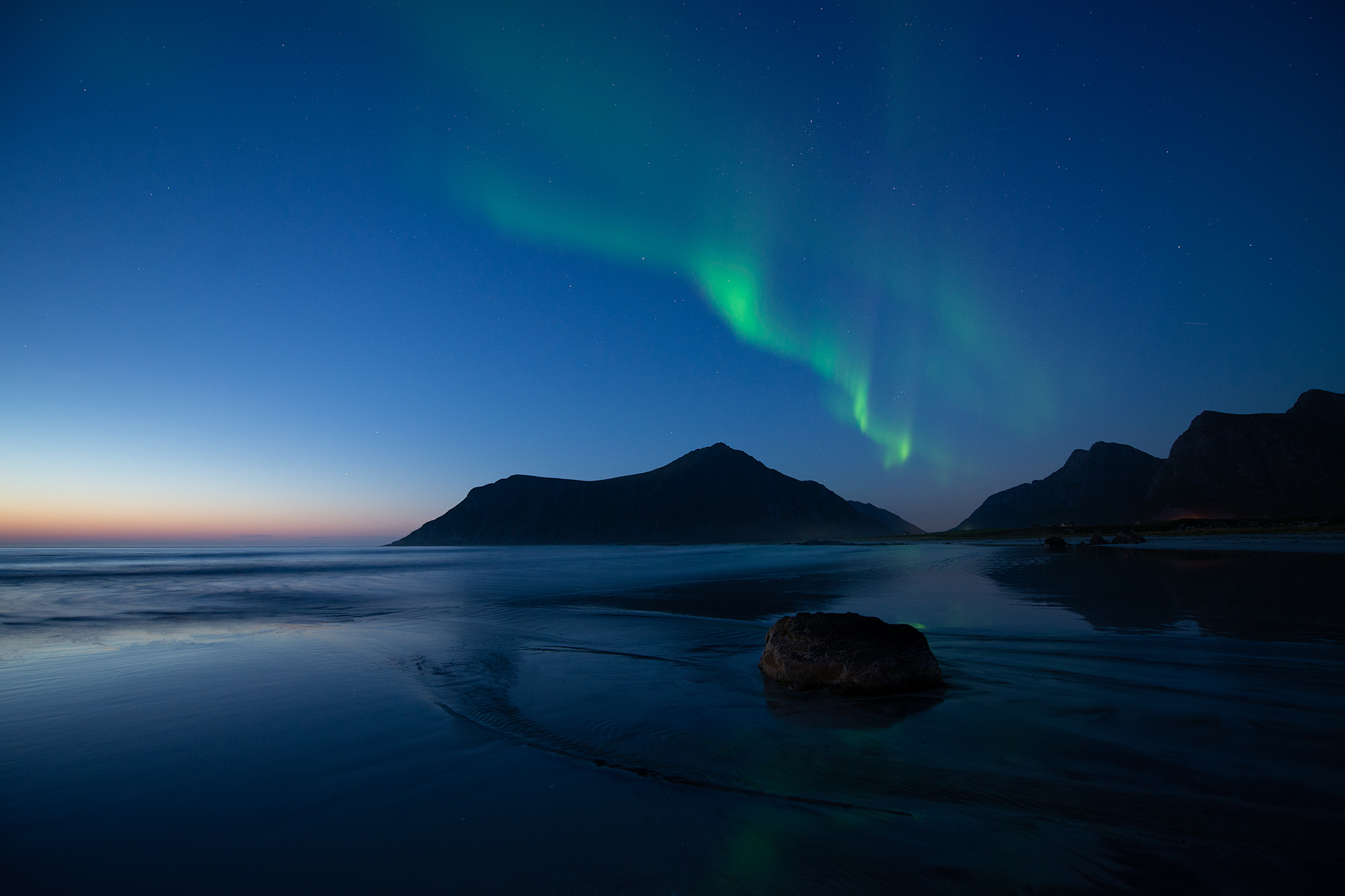 Norway Northern Lights Photo Tour