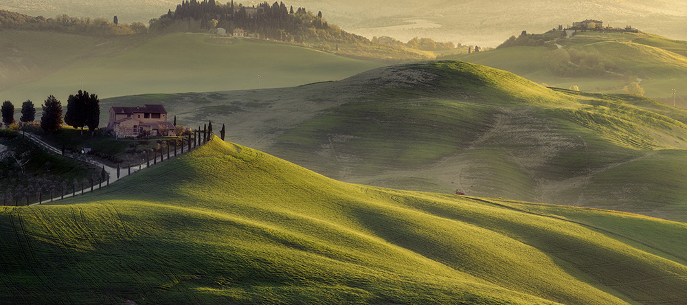Italy landscape photography tour